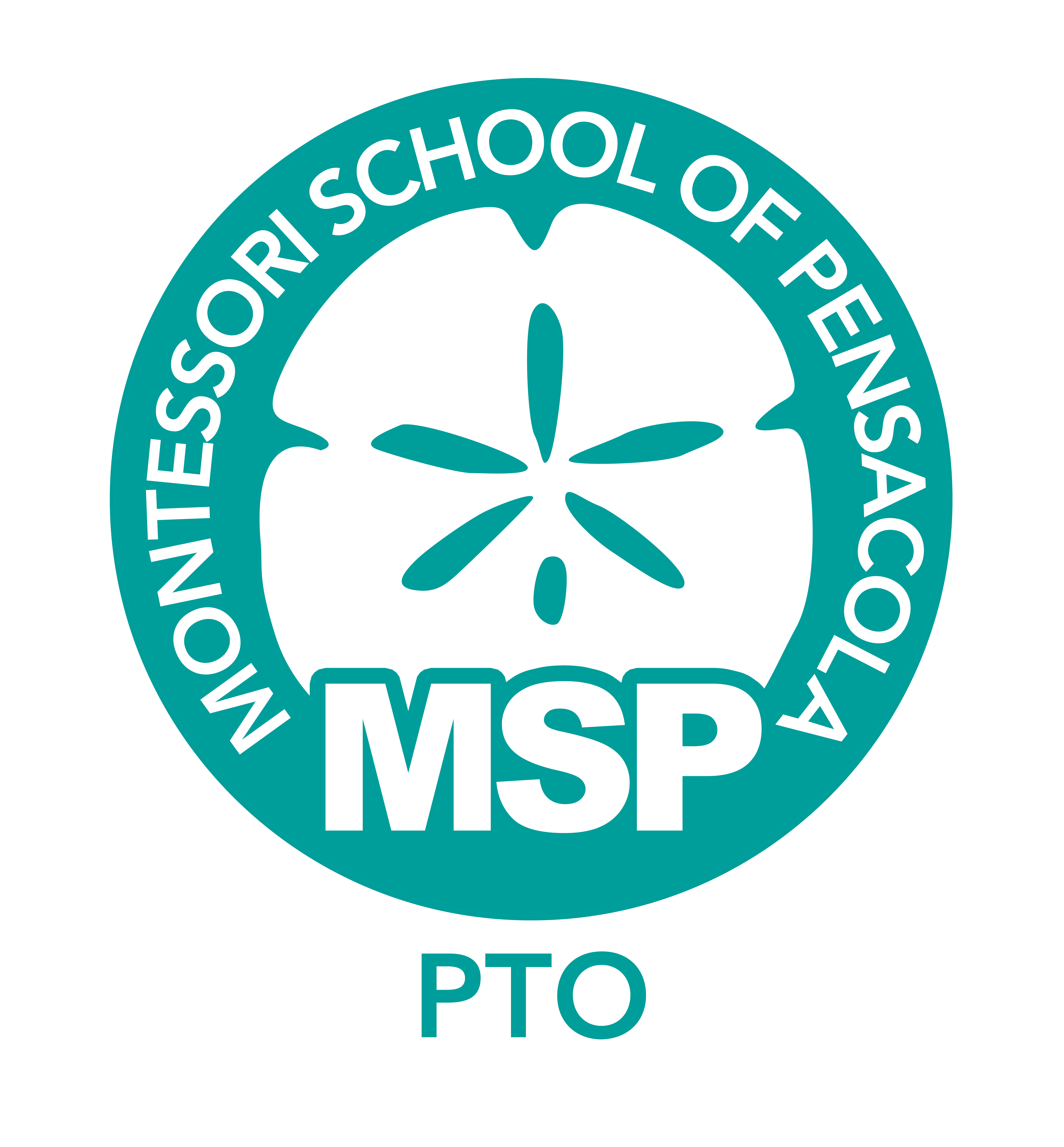 Montessori School of Pensacola's Parent Teacher Organization seal