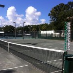 Photo of MSP tennis courts
