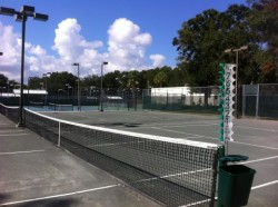 MSP Tennis Courts