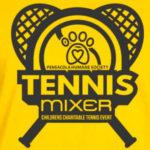 humane society tennis logo